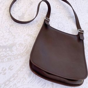 Coach Vintage Saddle Crossbody bag #9131